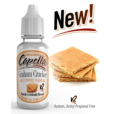 Graham Cracker (NEW) by Capella