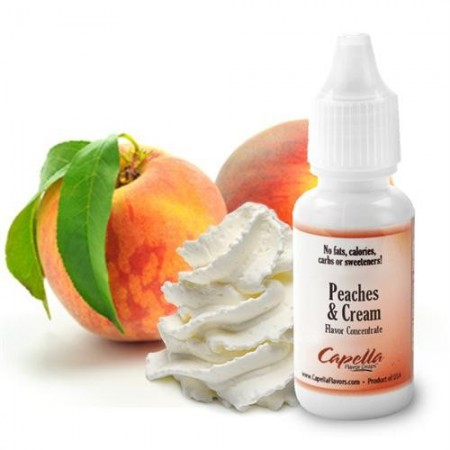 Peaches & Cream by Capella