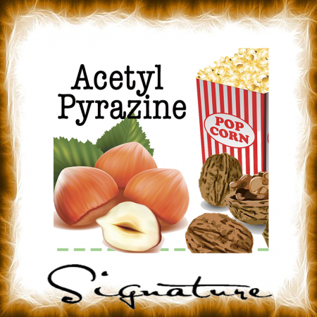 Acetyl Pyrazyine 5% PG by Signature