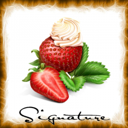 Strawberries & Cream - Signature