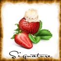 Strawberries & Cream by Signature