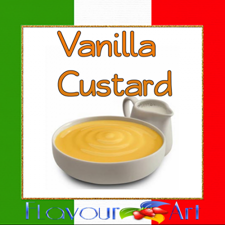 Vanilla Custard by FlavourArt