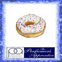 frosted doughnut by Perfumer's Apprentice