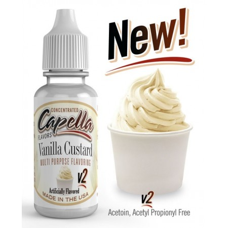 Vanilla Custard V2 by Capella