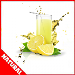 Lemonade (naturlige) by Flavor West