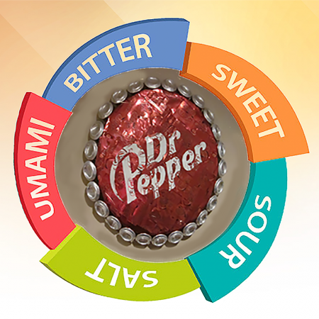 Dr. Pepper by M&M