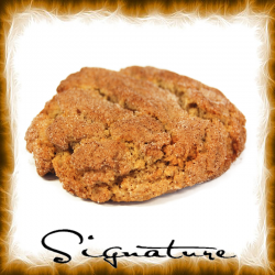 Cinnamon Sugar Cookies by Signature