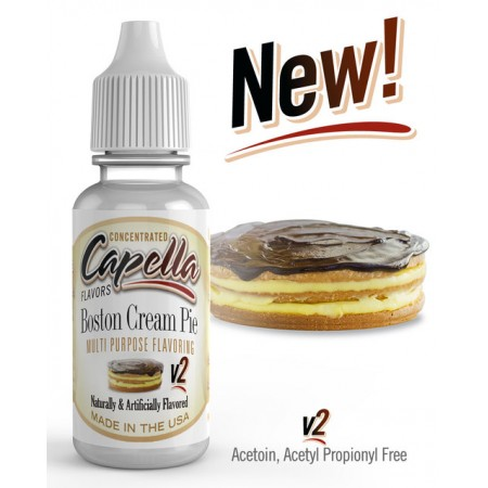 Boston Cream Pie by Capella