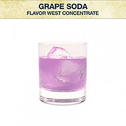 Grape Soda by Flavor West