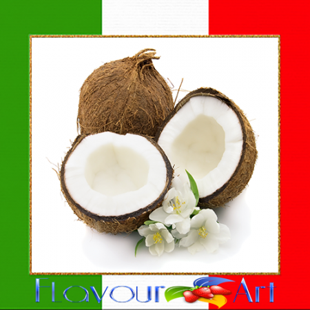 Coconut by FlavourArt