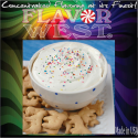Cake Butter Dip by Flavor West