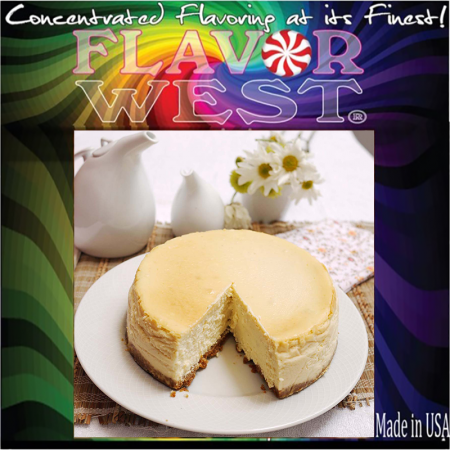 Cheesecake by Flavor West