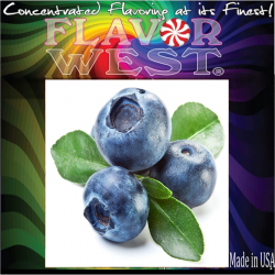 Blueberry by Flavor West