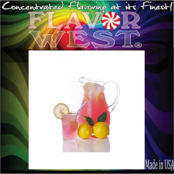 Limonade rose by Flavor West